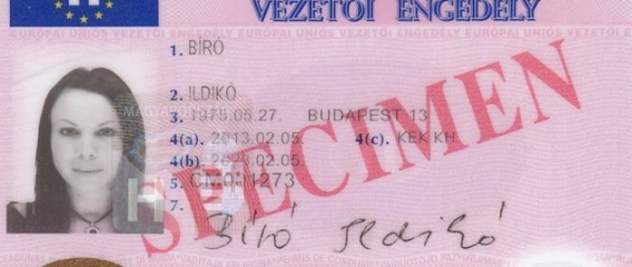 The Validity of Foreign Driving Licenses in Hungary